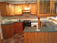 Secondhand Moben Kitchen Units and intergrated Appliances