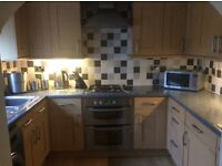 Kitchen cupboards, base units and appliances for sale