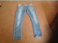 Marks and Spencer girls 13-14 skinny jeans