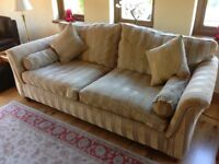 "Beautiful ""G Plan"" sofa (bought from Leekes."