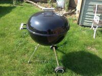 Webber bbq grill