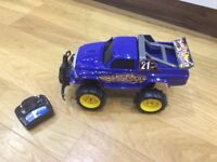 Remote control monster truck toy car