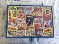 Beano & Dandy Jigsaw Puzzle 1000 Pieces
