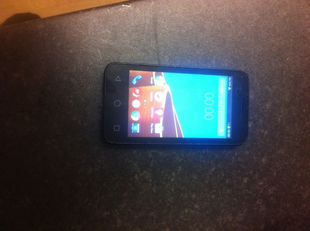 Vodafone touch screen mobile phone fully working order