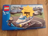 7741 Lego City Police Helicopter
