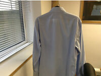 "Men's TM Lewin Shirt 16"" Collar"