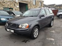 Volvo XC90 2.4 D5 SE Geartronic AWD FULL SERVICE HISTORY! 2007 (57 reg), SUV