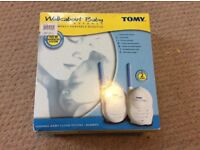 Tomy Walkabout Advance Baby Monitor. Working and Complete