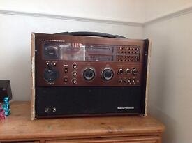 National Panasonic RF-8000 24 Band Receiver