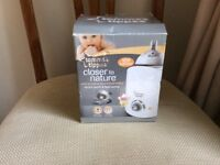 Tommie Tippee electric bottle and food warmer - brand new still in box