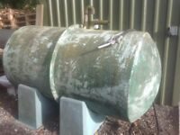 Diesel tank with hose and nozzle FREE FOR COLLECTION