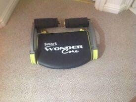 Smart wonder core workout.