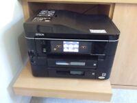 Epsom stylus BX925 multi function printer, copier, scanner, fax machine.