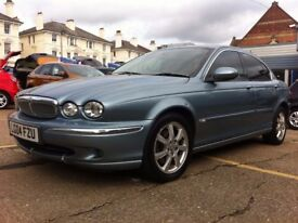 2004 Jaguar X-Type 2.0 Diesel SE 4dr, 12 Months MOT and Drives very well, Service History, HPI Clear