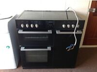 Belling range electric cooker
