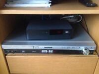 Panasonic DVD 5.1 Theatre Sound System