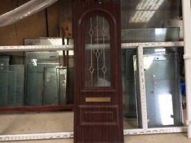 PVC Front Door Panel