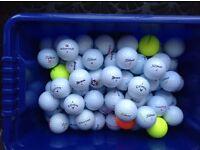 50 Pearl/A Class Golf Balls