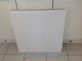 SINGLE CENTRAL HEATING RADIATOR