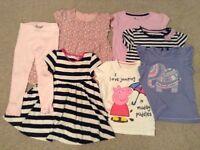 Girls Clothes Age 3-4 (M&S, NEXT, etc) Excellent Condition!