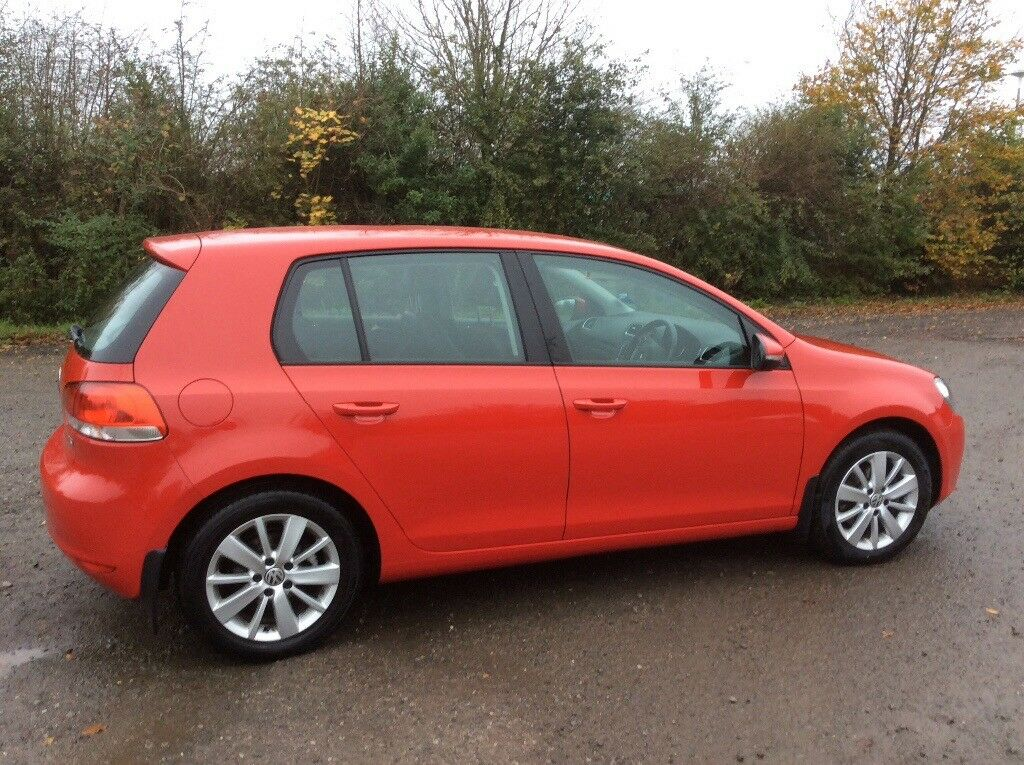 VW Golf. Excellent condition,Full S/H,automatic,leather interior, 2 owners from same family.