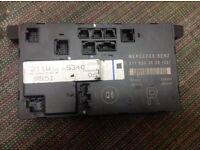 MERCEDES W211 E270 OS DRIVER FRONT DOOR CONTROL MODULE 211 820 06 26