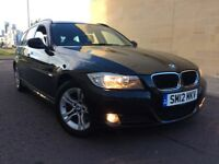 £30 ROAD TAX A YEAR BMW 318D 2.0 ES TOURING LONG MOT FULL SERVICE HISTORY EXCELLENT CONDITION