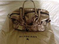 New authentic Burberry handbag