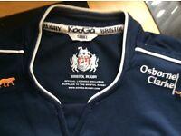 Bristol rugby shirt