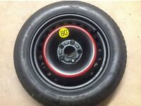 Ford Focus C-Max Grand C-Max Space Saver Spare Wheel NEW
