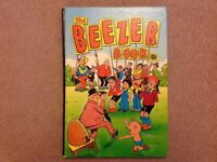 Beano, Beezer, Dandy and Dennis the Menace Annuals
