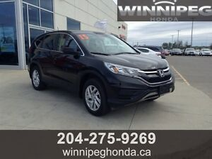 2015 Honda CR-V SE. Lease return, One owner, Low kilometres