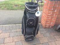 Callaway x series cart bag RRP £115 selling for £50
