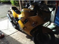 Triumph Daytona 900 one owner from new excellent condition