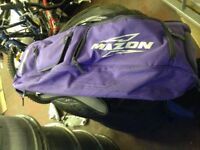 Mazon Hockey Stick and Kit Bag