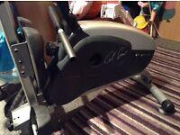 Carl Lewis rower