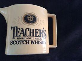 Teachers Whisky Jug