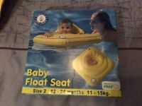 NEW** Baby Float Seat 12-24 months