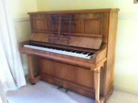 Very attractive piano