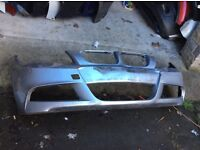 2010 ONWARDS BMW 3 SERIES E90 E91 FACELIFT M SPORT LCI FRONT BUMPER GENUINE
