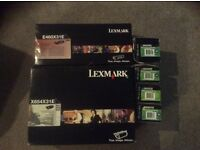 Lexmark ink cartridges