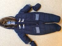 Snow suits - newborn / 0-3 Ted Baker and others
