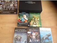 David Attenborough collection brand new
