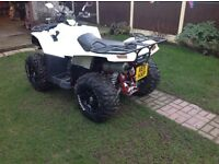 QUADZILLA 750 RS8