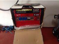 Generator brand new £350