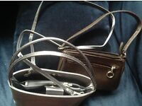 AMAZING BARGAINS..Two Ladies Hand or Clutchbags plus a New Purse..
