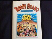 Beano Dandy book