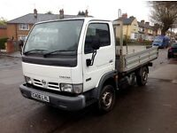 NISSAN CABSTAR PICK UP SWB 2006 2 OWNERS FROM NEW