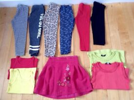 Girls Clothes Bundle 5-6 Years includes NEXT