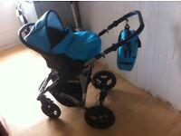 Karex Allivio push chair